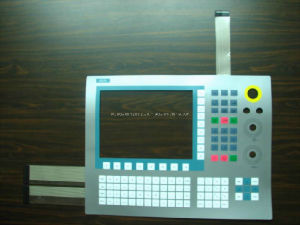 Digital Push Button Control Keypads Panel Film Switch pictures & photos