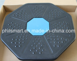 Eight Square Stability Training Wobble Balance Board pictures & photos