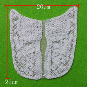 Factory Direct Sale Cotton Embroidery Lace Collar (cn55) pictures & photos