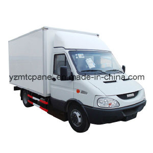 Dry Cargo Truck with FRP Plywood Composite Panel pictures & photos