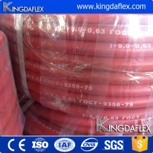 Kingdaflex Oxygen and Acetylene 300psi Gas Welding Hose pictures & photos