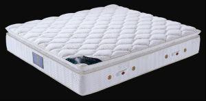 7-Zone Pillow Top Pocket Spring Mattress (P386) pictures & photos