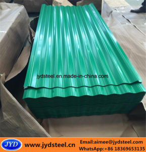 Color Coated PPGL/PPGI Steel Roof Sheet pictures & photos
