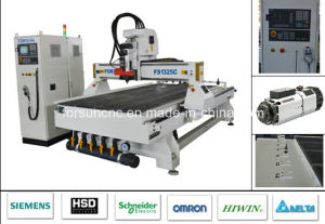 Hot Selling High Precision Automatic Tool Change CNC Router