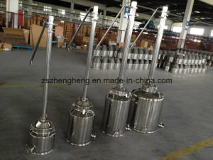 Stainless Steel Alcohol Distiller with Reflux Tower pictures & photos