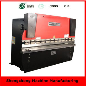 Hydraulic Bending Machine with CE & ISO (Wc67y/K 125t/4000)