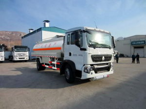 Fuel Truck 4X2, Wheelbase 5000 mm pictures & photos