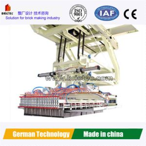 Big Hand Brick Stacking Machine for Brick Tunnel Dryer pictures & photos