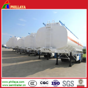Semi Trailer Oil Tanker (25-60M3 Optional) pictures & photos