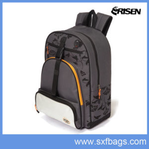New Style Classic College School Fashion Polyester Backpack pictures & photos