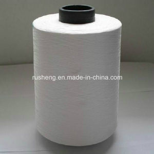 T400 Polyeter Yarn with Spandex pictures & photos
