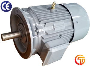 0.75~200kw Low Voltage Electric Motors (Flange Mount, 2/4/6 pole)