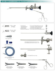 Urethro-Cystoscopy Set (Click) pictures & photos