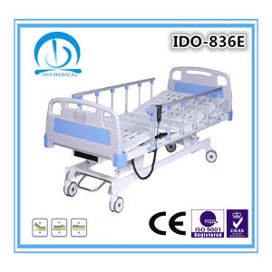 Three Functions Hospital Electric Medical Bed Prices pictures & photos