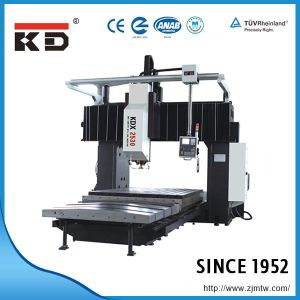 Good Price China High Precision CNC Gantry Milling Machine (KDX2530) pictures & photos