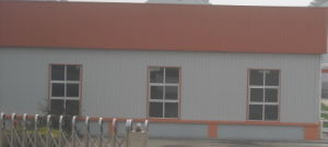 Low Cost Steel Structure/Steel Building for Africa pictures & photos