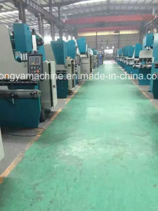 Hydraulic Press Brake Folding Bending Machine, Pbh-200t/4000 pictures & photos