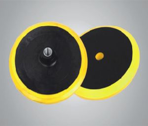 PU Sanding Backing Pad for Polisher pictures & photos