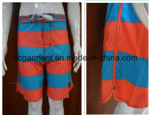 Casual Strip Colorfull Beachwear Swimwear Beach Shorts for Man pictures & photos