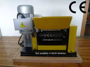Scrap Cable Stripper (Dia. 1-45mm, 1.5kW/230V/50Hz, CE approved) pictures & photos