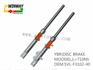 Ww-6118 Motorcycle Parts 5vl-F3102-40 Fork, Front Shock Absorber for Ybr125 pictures & photos