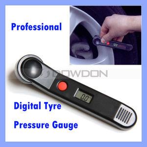 Digital Tire Pressure Gauge Mini 100 Psi LCD Car Bike Motor Tyre Air Pressure Gauge pictures & photos