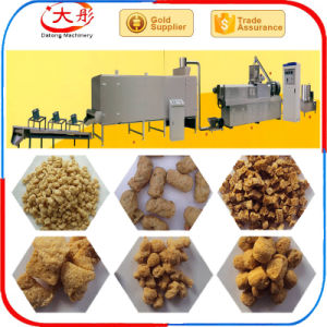 Good Quality Soya Meat Making Machine pictures & photos