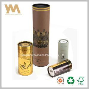 High Quality Paper Round Cylinder Box for Cosmetics pictures & photos