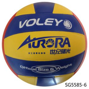 Professional Beach Rubber Volleyball pictures & photos