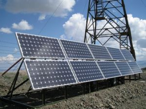 off-Grid Systems Solar Power System Soler Panel 10kw pictures & photos