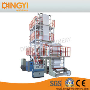 Three Layer Film Blowing Machine with Automatic Winder pictures & photos