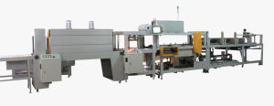 Shrink Packing Machine (Film Wrapping & Shrinking Machine) pictures & photos
