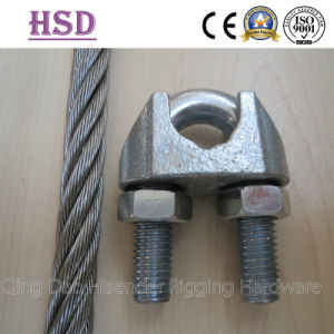 DIN741, DIN1142, Us Type Malleable Wire Rope Clips, Us Forged Wire Rope Clips, JIS Type Wire Rope Clips pictures & photos