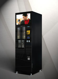 High Quality Grinder Coffee Bean Vending Machine F308 pictures & photos