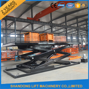Home Garage Car Parking Lift with CE Approved pictures & photos