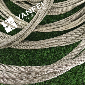 7X37 AISI316/304 Stainless Steel Wire Rope pictures & photos