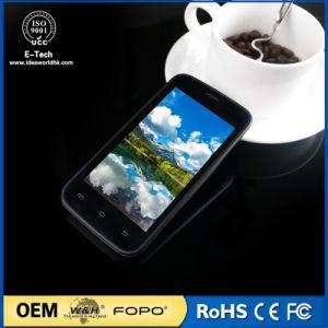 4 Inch Spreadtrum Quad-Core Low-Price Android 5.1 Mobile Phone Smartphone