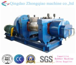 Two Rollers Rubber Crushing Mill/Machine Tyre Crusher