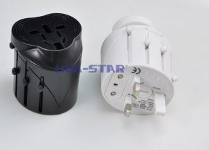 Swiss Adapter with CE&RoHS Approved (HS-T098) pictures & photos