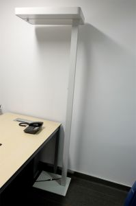 Uispair Modern 10W Round Corners LED Interior Floor Lamp LED Tube pictures & photos