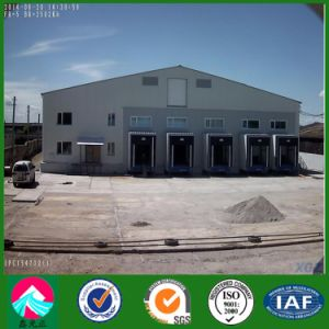 Prefabricated Steel Structure Warehouse for Cold Storeroom (XGZ-A040) pictures & photos