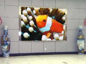 P3 Indoor Full Color Wall Screen TV with True Color pictures & photos
