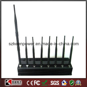 8 Antenna All in One for All Cellular, GPS, WiFi, RF, Lojack Jammer pictures & photos