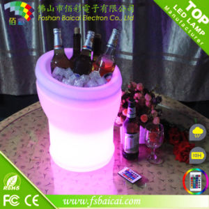 LED Ice Bucket /LED Wine Cooler pictures & photos