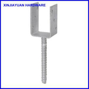 Galvanized Ground Anchor /Pole Anchor /Post Anchor for Garden Fence pictures & photos