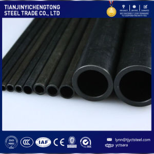 Hot Sale Black Steel Seamless Pipes Sch40 ASTM A106 in Steel Pipes pictures & photos