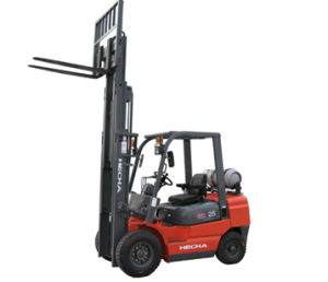 2.5 Ton of Forklift Truck pictures & photos