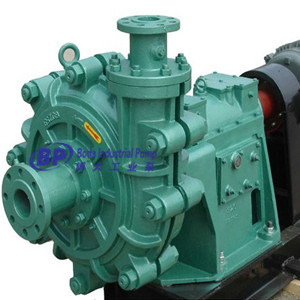 China Designed Horizontal Slurry Pumps for Ore Mining Porcessing pictures & photos