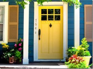 European Style Fashion Elegant Front Doors for Villa pictures & photos