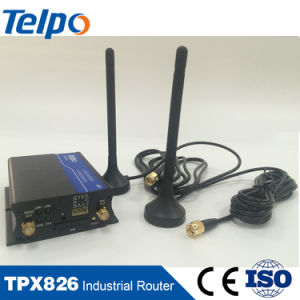 China Wholesale Market Cellular M2m Industrial 4G Router pictures & photos